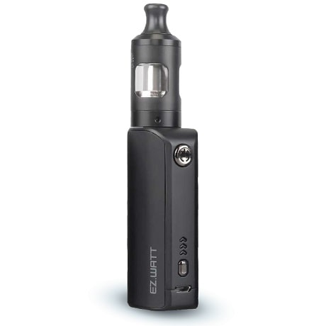 Innokin EZ WATT e-cigarette kit with Prism S in black colour