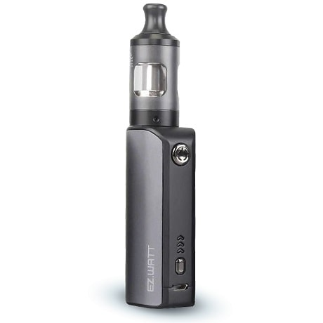 Innokin EZ WATT e-cigarette kit with Prism S in grey colour