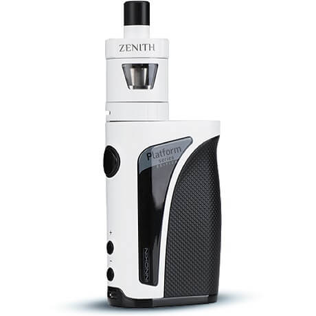 Innokin Kroma A with Zenith vape tank in white colour