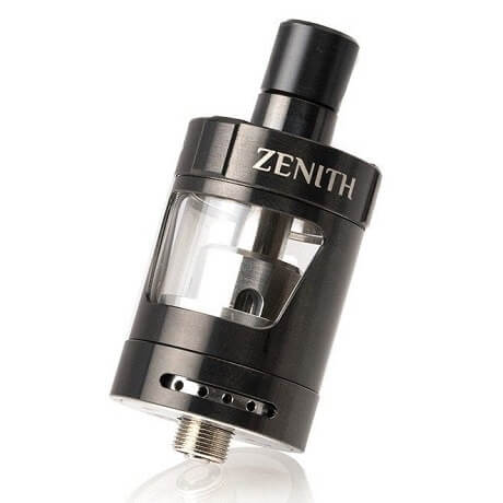 Innokin Zenith MTL Vape Tank in black colour