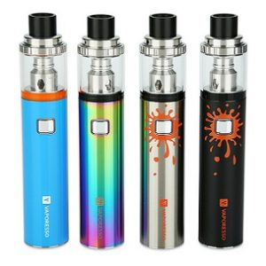 Vaporesso Veco Solo e-cigarette in all colours