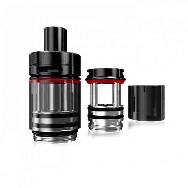 e-cigarette Aspire Power vape device in detail