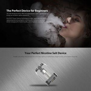 Caliburn Nicotine salt e-liquids