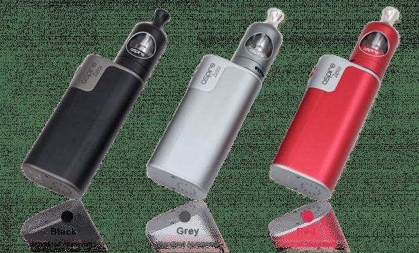 e-cigarette Aspire Zelos kit vape device