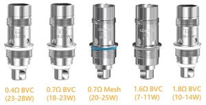 Aspire Nautilus Replacement Coil guide