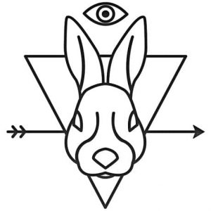 Dead Rabbit Society Vape Juice Logo DRS