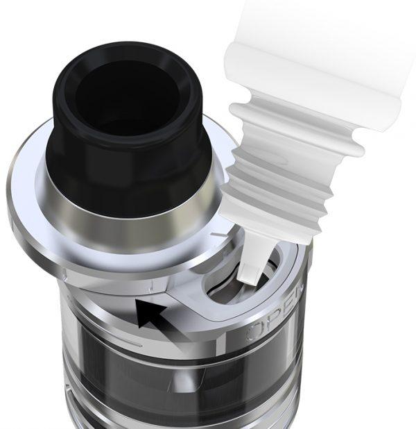 e-cigarette Eleaf iStick Pico25 kit vape device refill