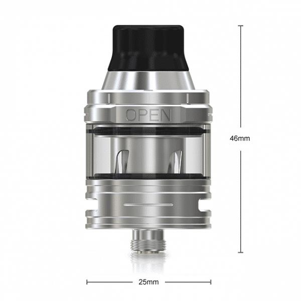 Tank Ello for e-cigarette Eleaf iStick Pico25 kit vape device