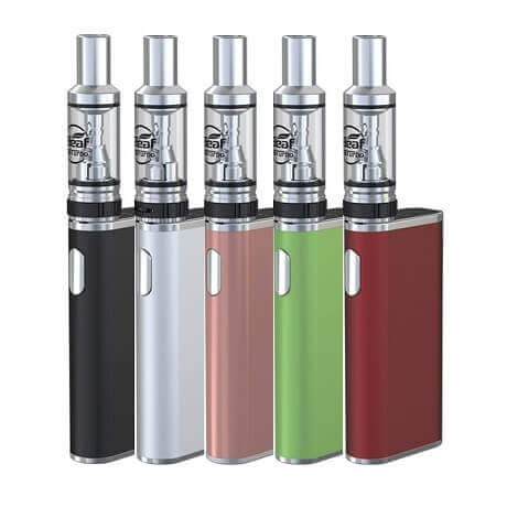 Eleaf iStick Trim with GS Turbo in all colours