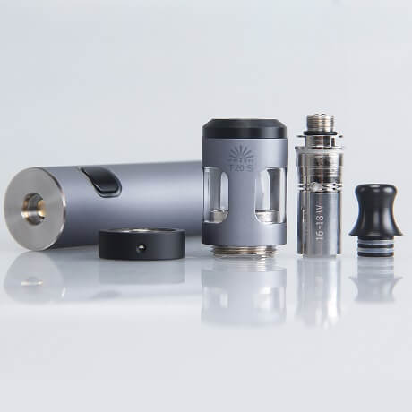 Innokin Endura T20S with Prism S tank and coil in detail
