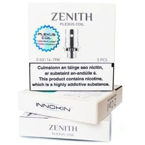 Zenith Coils in boxes