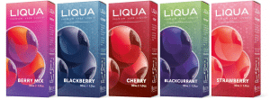 Juicy Berry Liqua E-liquids