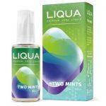 Liqua Two Mints 10ml e-liquid bottle