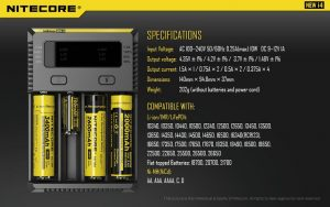Details of NEW i4 battery charger