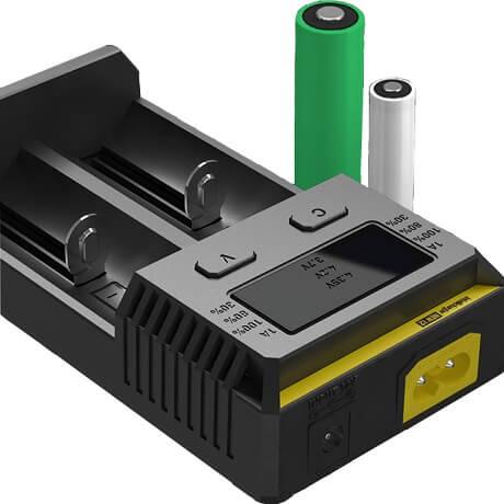 Nitecore NEW i2 battery charger