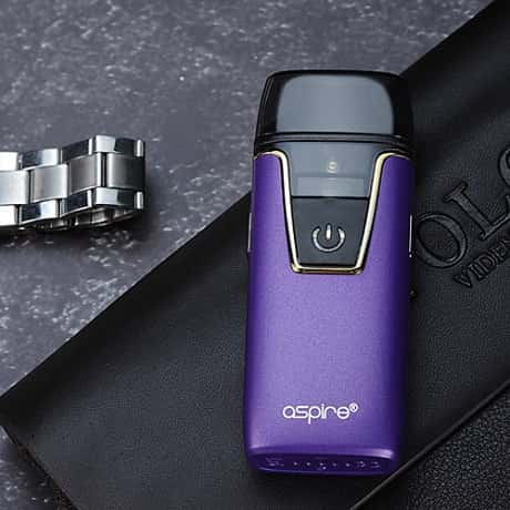 Picture of Blue Aspire Nautilus AIO e-cigarette