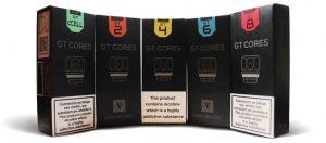 Selection of Vaporesso GT Core coils