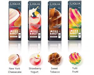 Liqua Liquids Mix&Go