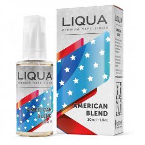 e-liquid Liqua American Blend