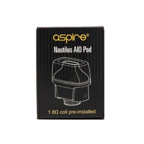 Aspire Nautilus e-cigarette AIO POD