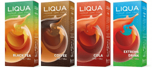 Deliciously Drinkable Liqua E-liquids