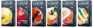 Liqua Mix Series vape juices