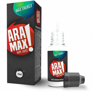 10ml e-liquid bottle Aramax Energy