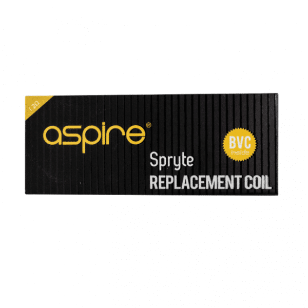 Aspire Spryte Coils for e-cigarettes