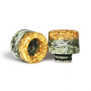 510 Resin Drip Tip two colour