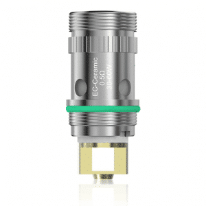 Eleaf coil for vape device cermaic