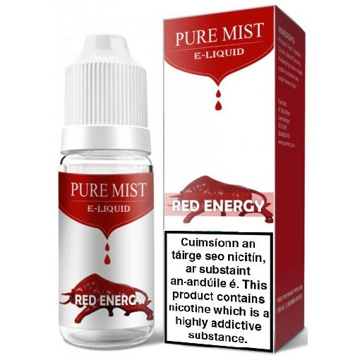 Pure Mist e-liquid red energy