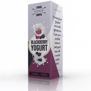 E-liquid Shortfill Elda yogurt