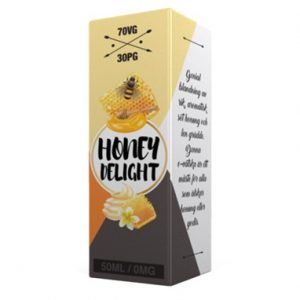 E-liquid Shortfill Elda Honey