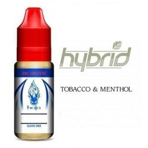 Halo concentrate for e-liquids