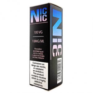 nicotine shot for e-liquids