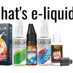 What's eliquid?