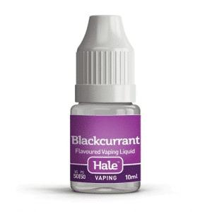 Hale e-liquid Blackcurrant