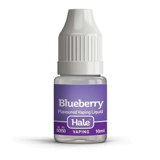 Hale e-liquid Blueberry