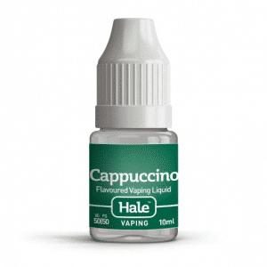 e-liquid hale Cappuccino