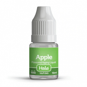 Hale e-liquid Apple