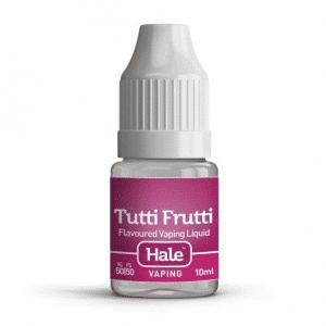 e-liquid hale tutti frutti