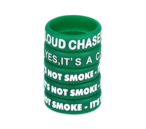 E-cig Protection Ring Green