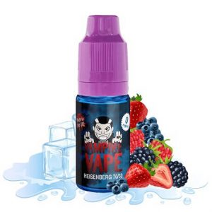Vampire Vape Heisenberg 10ml eliquid bottle with fruits