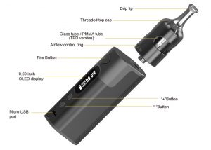 Aspire Zelos2.0 in Detail