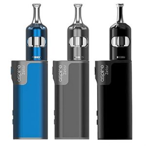 Aspire Zelos e-cig Kit in all colours