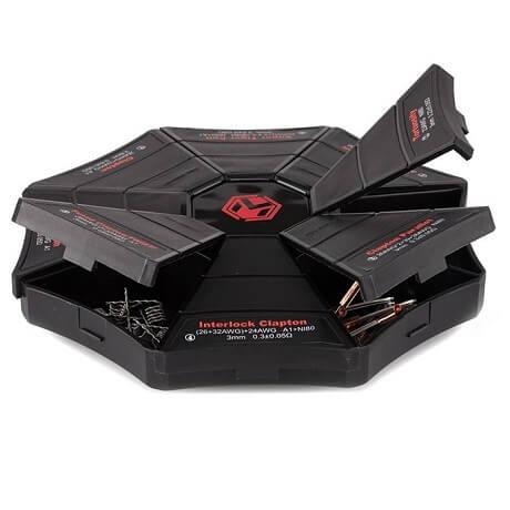 Skynet Coil Master set of coils case