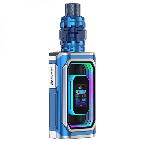 Espion Joyetech vape device in blue color