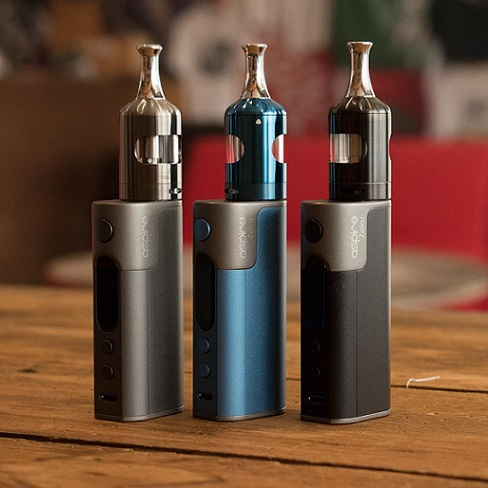 Aspire Zelos 2.0 kit photo