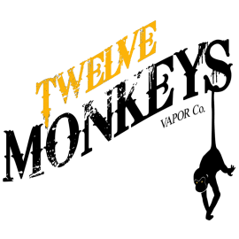 Small logo twelve monkeys
