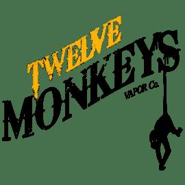 Small logo twelve monkeys